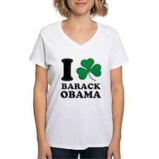I Shamrock Barack Obama Shirt