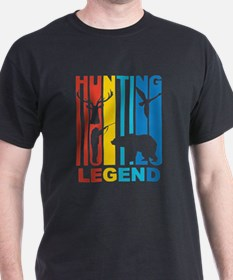 Vintage Hunting Legend Graphic T Shirt T-Shirt
