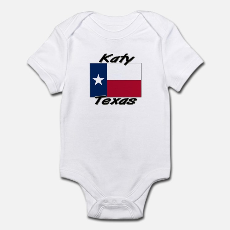 Katy Texas Infant Bodysuit
