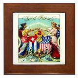 Cuba Framed Tiles