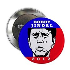 "Bobby Jindal 2012 2.25"" Button"