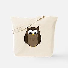 Unique Owls Tote Bag
