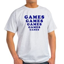 Adventureland Games Games T-Shirt