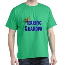 Terrific Grandpa T-Shirt