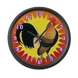 Crow clocks Giant Clocks
