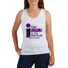 I Wear Purple For My Father-In-Law 9 PC Women's Ta