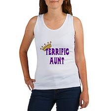 Terrific Aunt Women's Tank Top