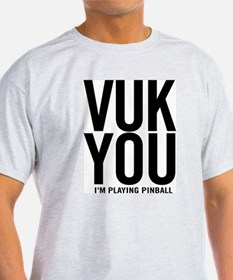 VUK You Ash Grey T-Shirt