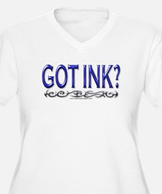Got Ink with Tribal T-Shirt