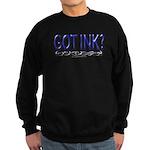Got Ink with Tribal Sweatshirt (dark)