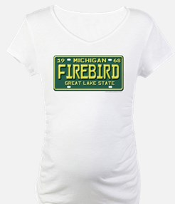 Firebird License Plate Shirt