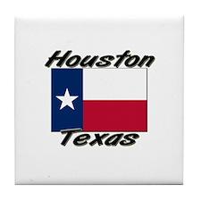Houston Texas Tile Coaster
