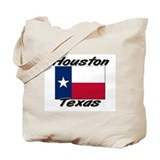 Houston texas Canvas Totes