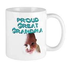 Proud great grandma Mug
