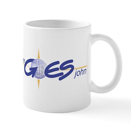 Hand-Fired Ceramic Mug