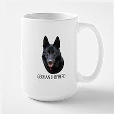 GSD-Head3 Mugs