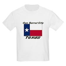 Gun Barrel City Texas T-Shirt
