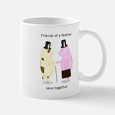 Friends Save Together Mug