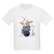 Skeleton Drummer T-Shirt