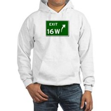 EXIT 16W Hoodie
