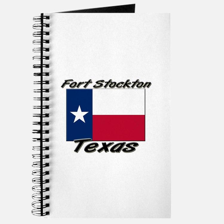 Fort Stockton Texas Journal