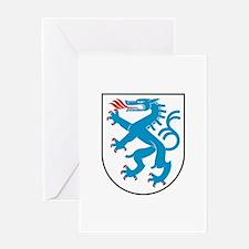 Ingolstadt Greeting Card
