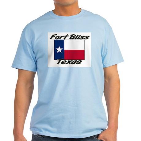 Fort Bliss Texas Light T-Shirt
