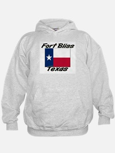 Fort Bliss Texas Hoodie