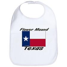 Flower Mound Texas Bib