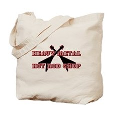 CROSSED GUITARS- Tote Bag