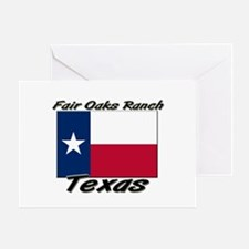 Fair Oaks Ranch Texas Greeting Card
