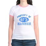 Property of Hashem Jr. Ringer T-Shirt