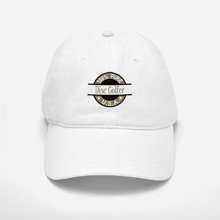 USA Disc Golfer Baseball Baseball Cap