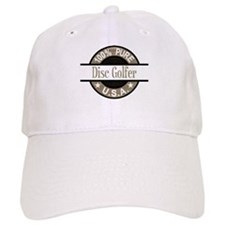 USA Disc Golfer Baseball Cap