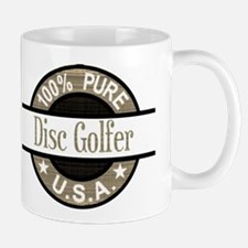 USA Disc Golfer Mug