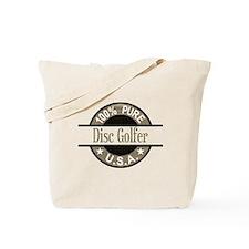 USA Disc Golfer Tote Bag