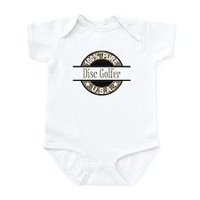 USA Disc Golfer Infant Bodysuit