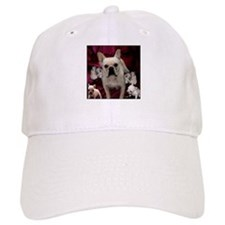 French Bulldog Mother & Puppi Baseball Cap