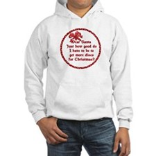 Good Disc Golf Christmas Hoodie