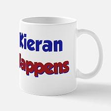 Kieran Happens Small Small Mug