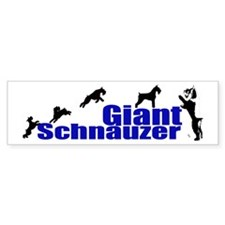 giant stands Bumper Bumper Sticker