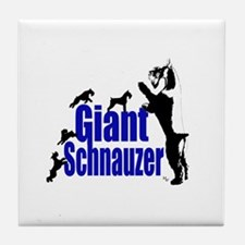 giant stands Tile Coaster