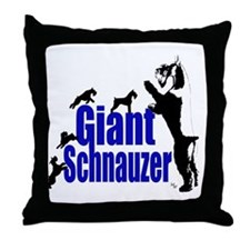 giant stands Throw Pillow