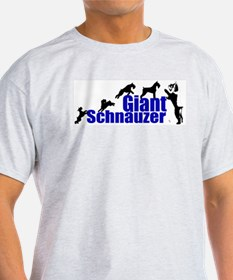 giant stands Ash Grey T-Shirt