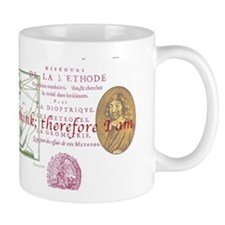Descartes Small Mug