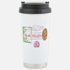 Descartes Travel Mug