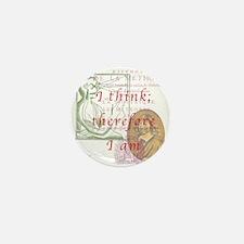 Descartes Mini Button (10 pack)