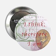 """Descartes 2.25"""" Button (10 pack)"""