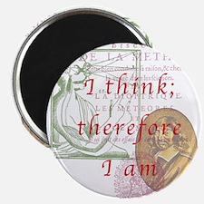 """Descartes 2.25"""" Magnet (10 pack)"""