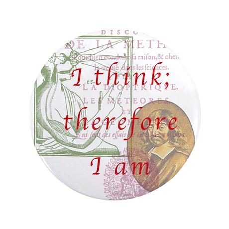 """Descartes 3.5"""" Button"""